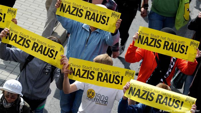 nazis raus dw 1.7.2019