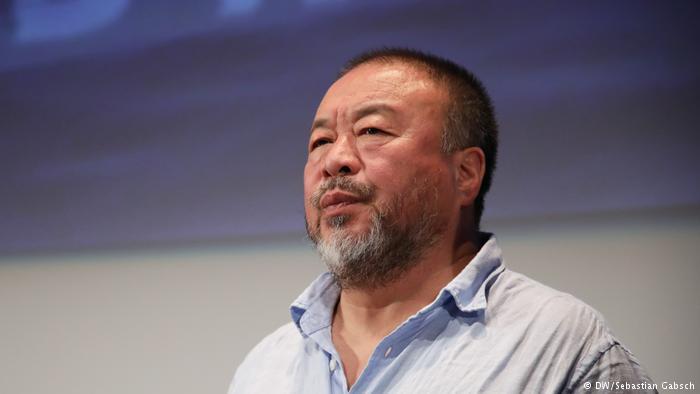 Ai Weiwei DW 2.18.2019
