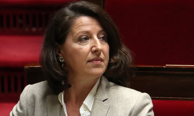 Agnes Buzyn French Health Minister 3.14.2018