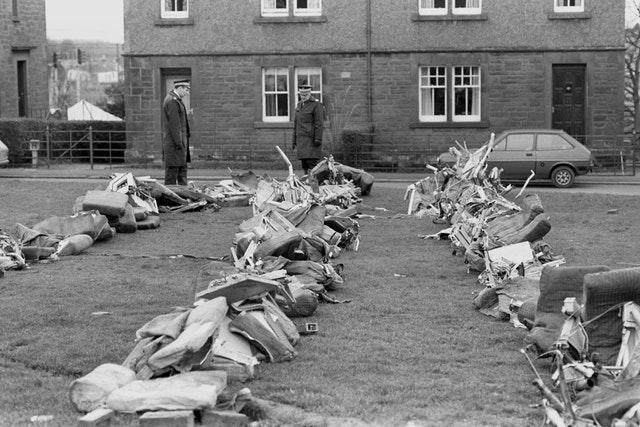 Lockerbie Bombing II DW 3.21.2019