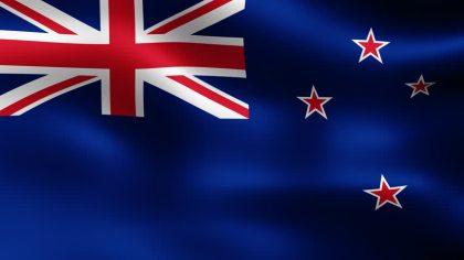 New Zealand Flag II 3.19.2019