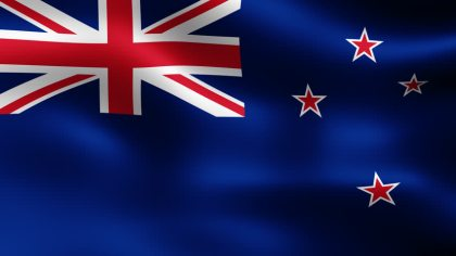 New Zealand Flag II 3.19.2019