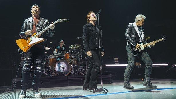 U2 II 3.26.2019