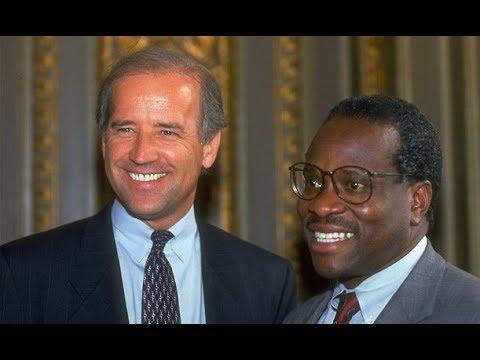 Joe Biden and Clarence 4.6.2019