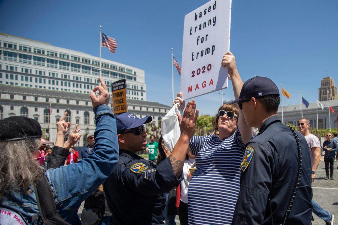 Fascists in SF II 5.3.2019