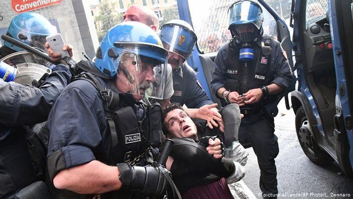 Italian Police I 5.24.2019