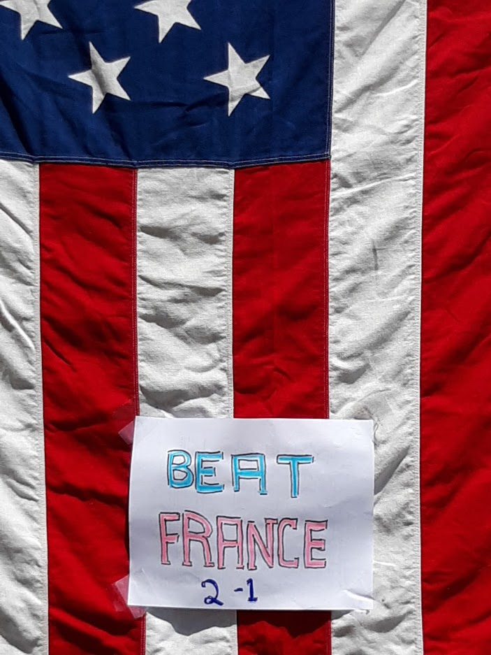 Beat France II 6.28.2019