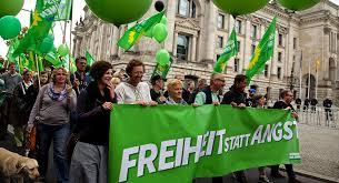 German Greens III 6.7.2019