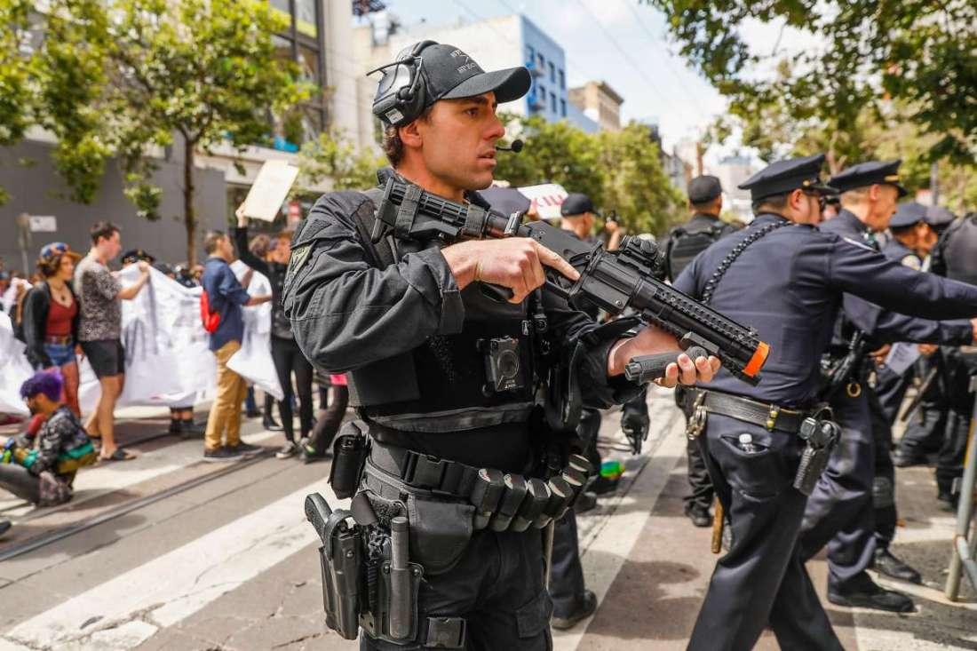 SFPD Pride Parade III 6.30.2019