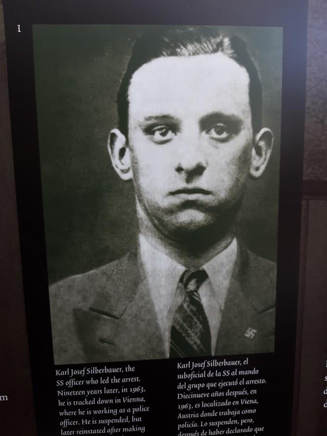 Anne Frank Exhibit SFPL IV 7.17.2019