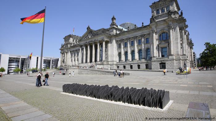 Reichstag Fire II 7.26.2019
