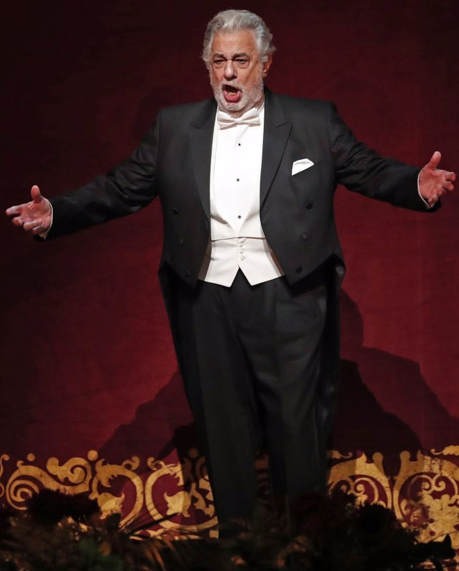 Placido Domingo II 8.13.2019