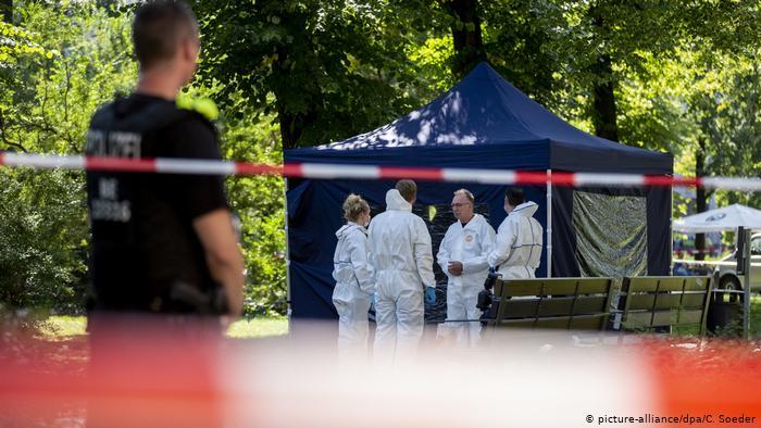 Tiergarten Murder I 8.25.2019