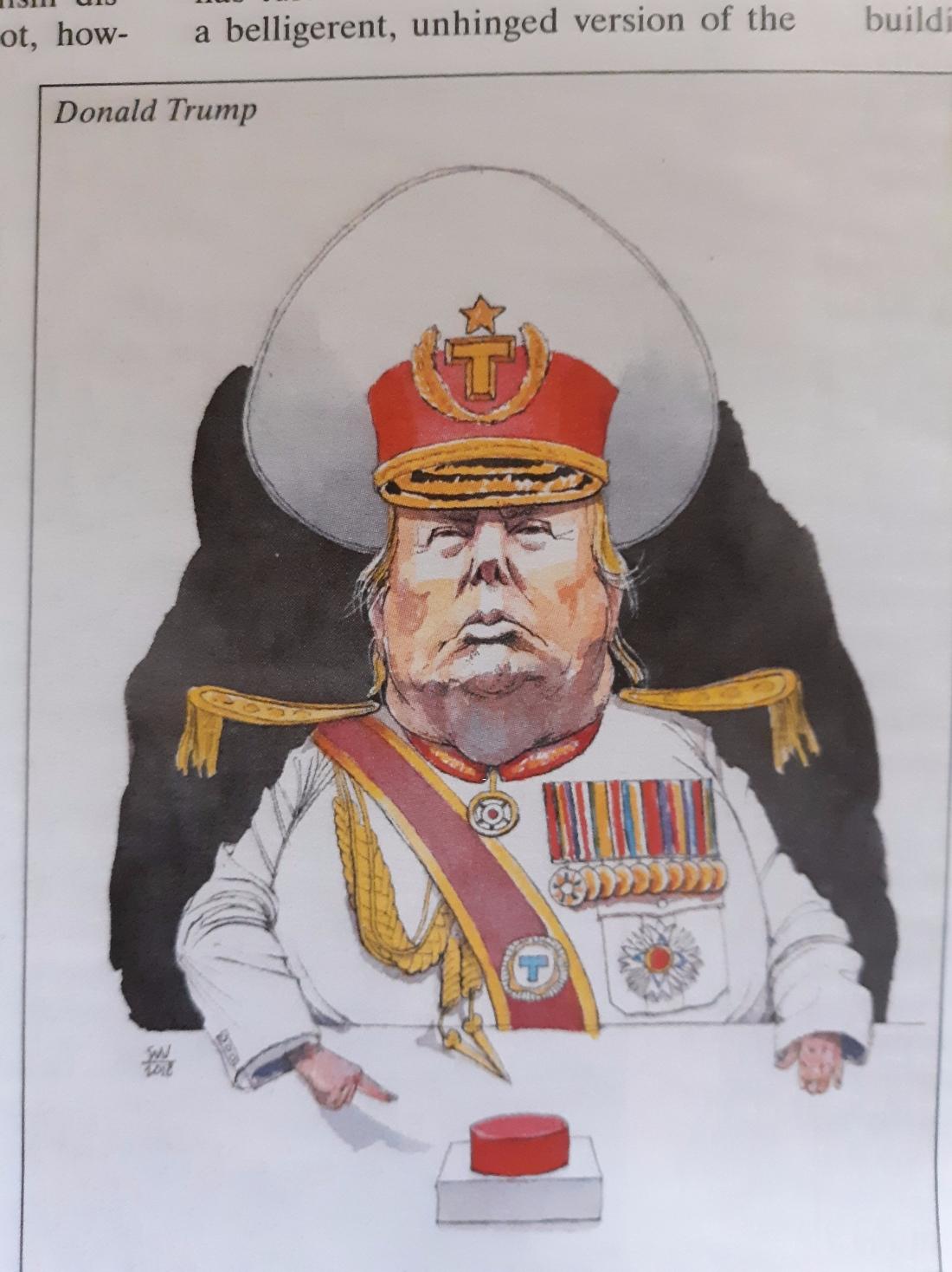 Trump the Dictator 1.26.2019