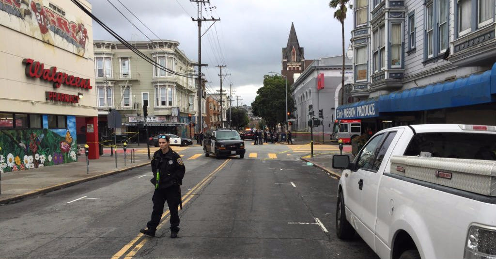 Mission District Shooting I 12.7.2019