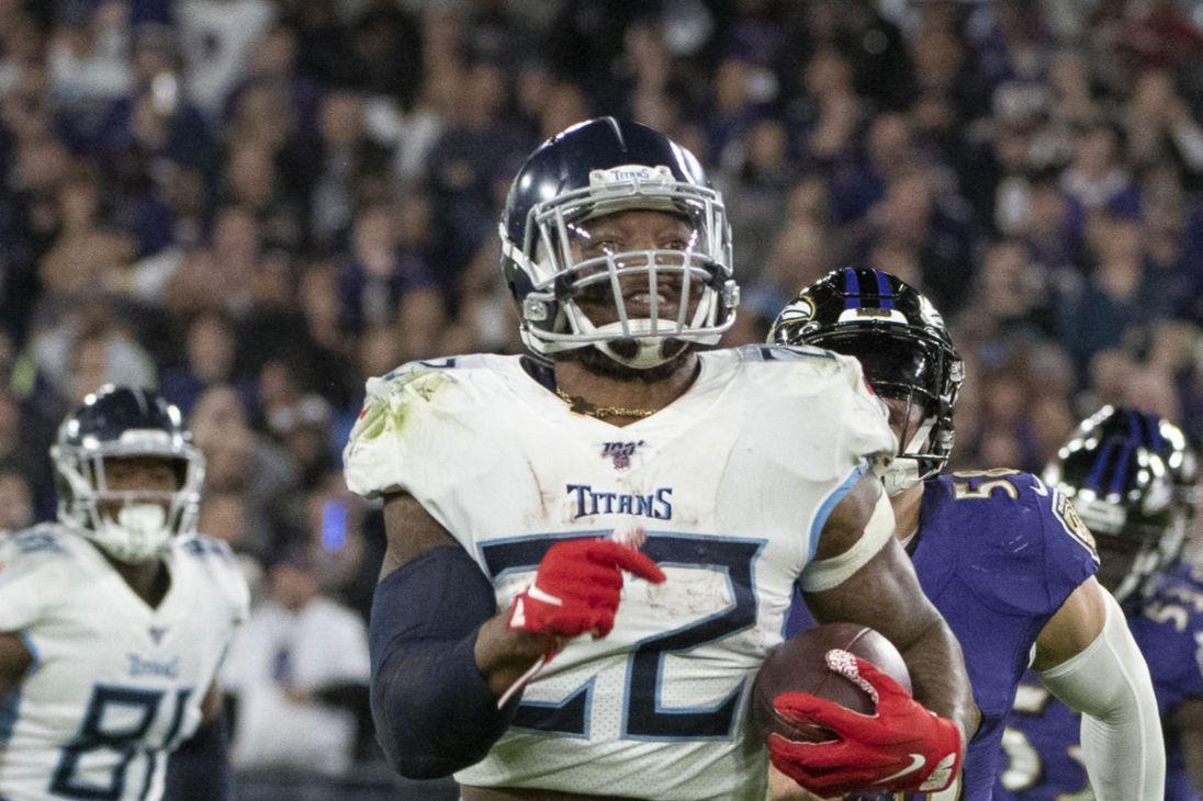 Tennessee Titans I 1.11.2020