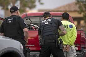 ICE Arrests II 2.19.2020