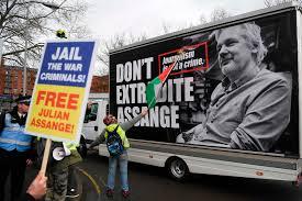 Julian Assange Extraditiion I 2.24.2020