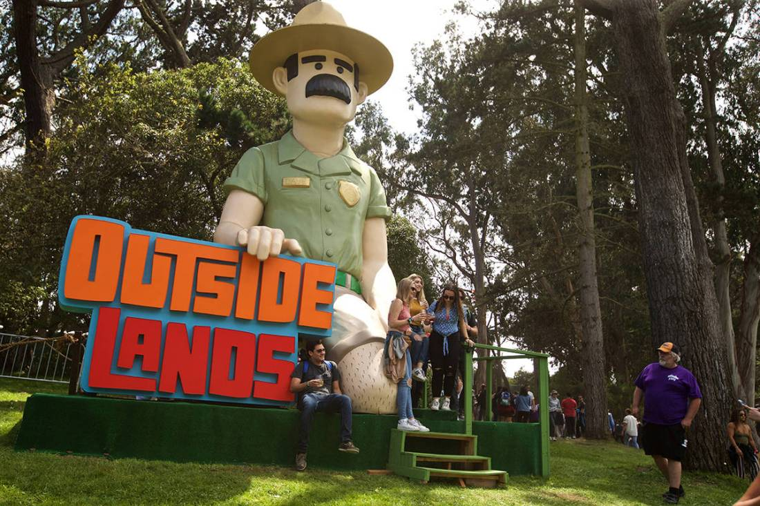 Outside Lands III 8.9.2019