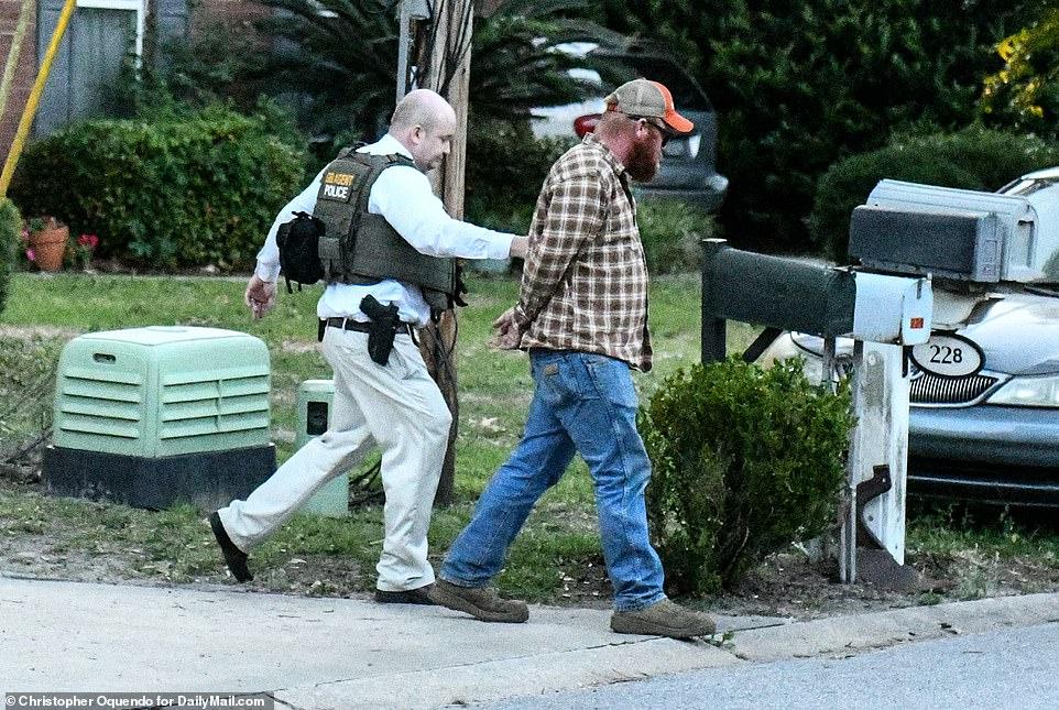 Georgia racist murder II 5.7.2020