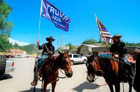 Fading Trump II 7.3.2020
