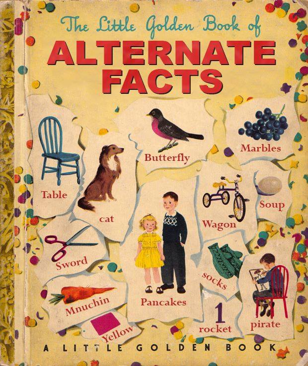Book of Alternate Facts 1.22.2017
