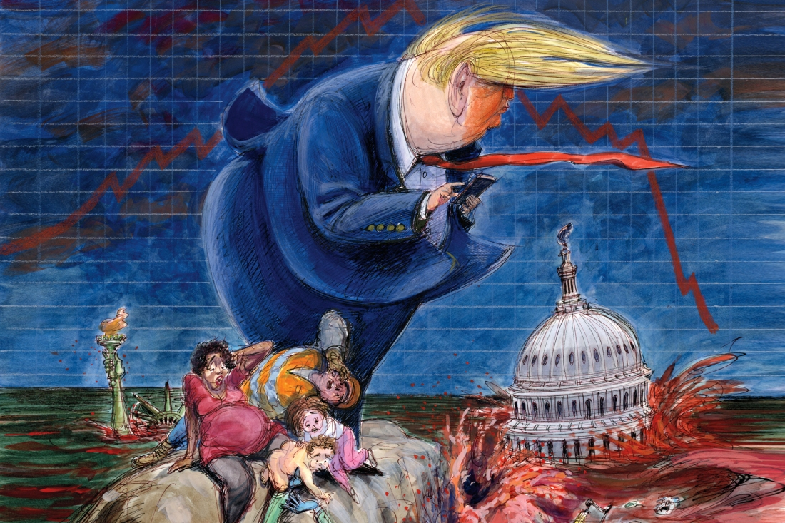 Trump refuses I 6.2.2020