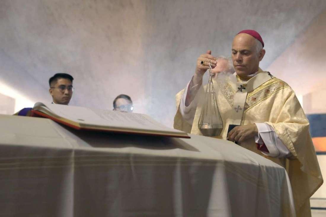 SF Archbishop 11.28.2020