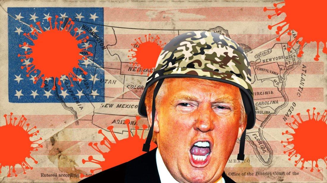 Trump Civil War II 4.18.2020