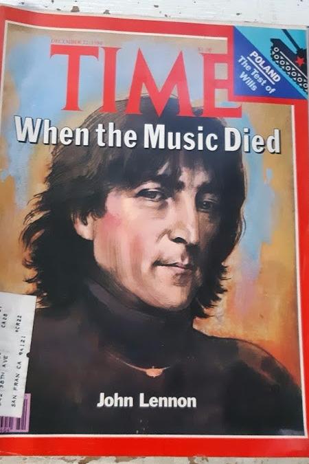 John Lennon II 12.8.2020