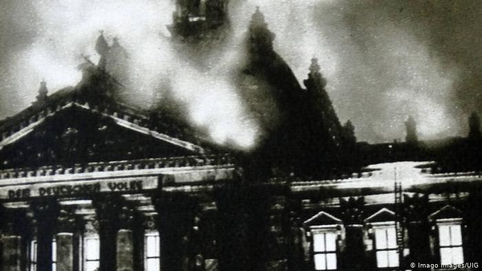 1 Reichstag fire 2.27.1933