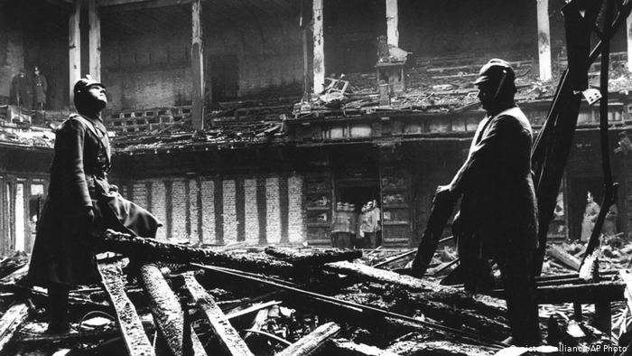 2 Reichstag fire 2.27.1933