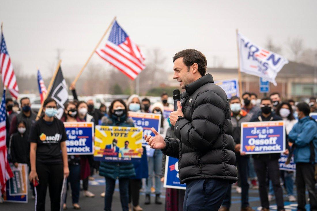 Georgia Senate race I 1.1.2021