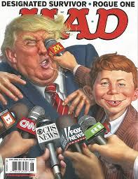 Mad Magazine I 1.28.2021