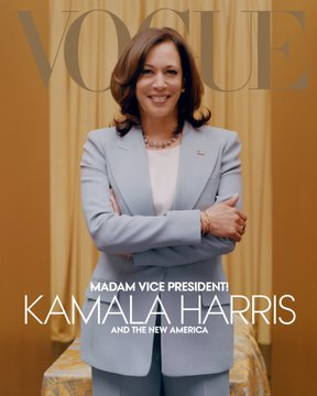 Vogue Kamala Harris I 1.11.2021
