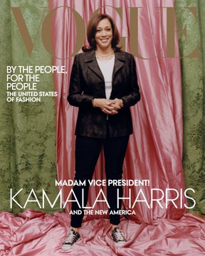Vogue Kamala Harris III 1.11.2021