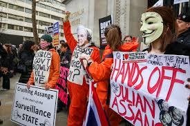 Julian Assange Extraditiion I I 2.24.2020