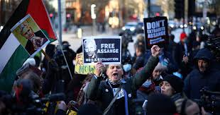Julian Assange Extradition III 2.12.2021