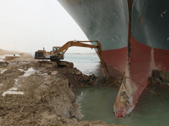 Evergreen Suez I 3.27.2021