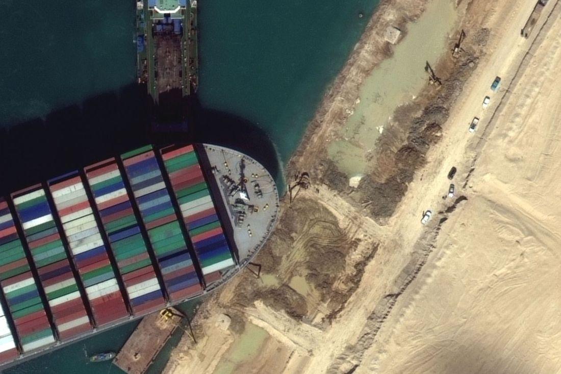 Evergreen Suez III 3.27.2021