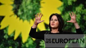 Greens Annalena Baerbock II 4.19.2021