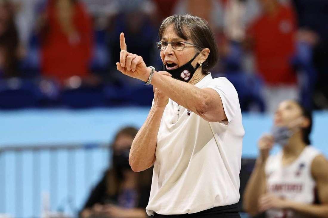 Stanford women NCAA III 4.3.2021