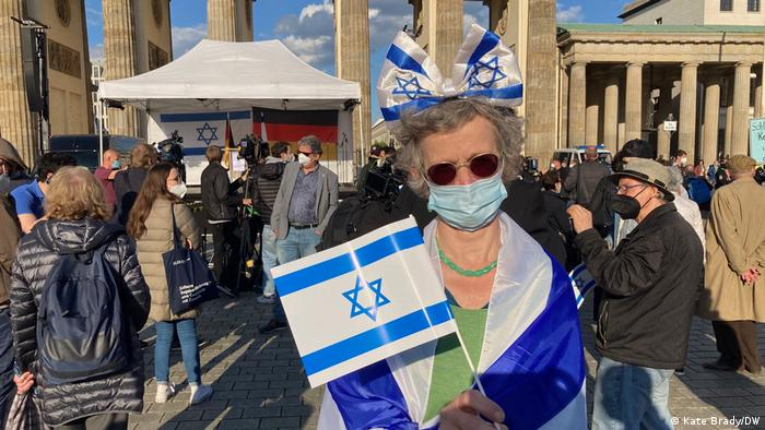 Berlin Israeli Rally I 5.20.2021