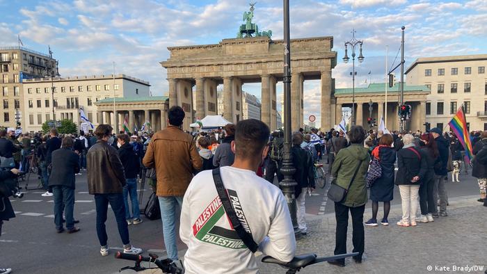 Berlin Israeli Rally II 5.20.2021