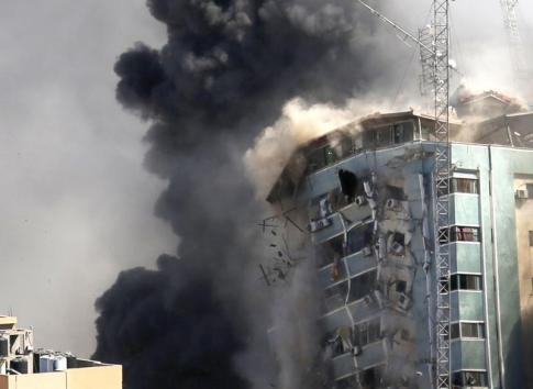 Gaza Strip XVI 5.15.2021