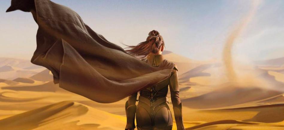 Dune II 6.13.2021