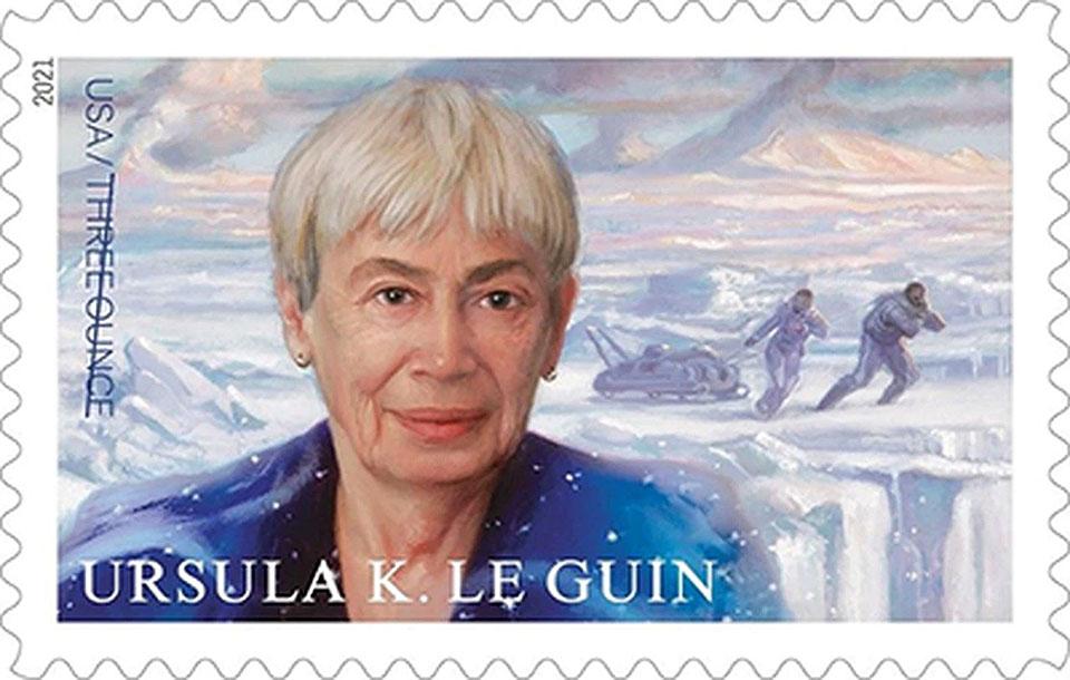 Ursula Le Guin I 8.25.2021