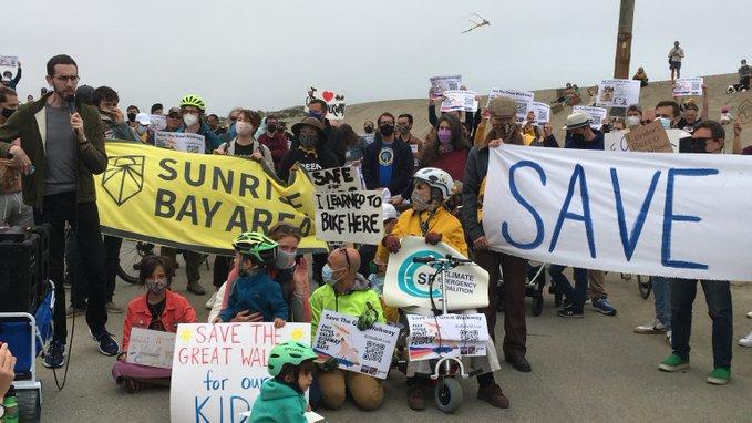 28 GW rally Scott Wiener 8.15.2021